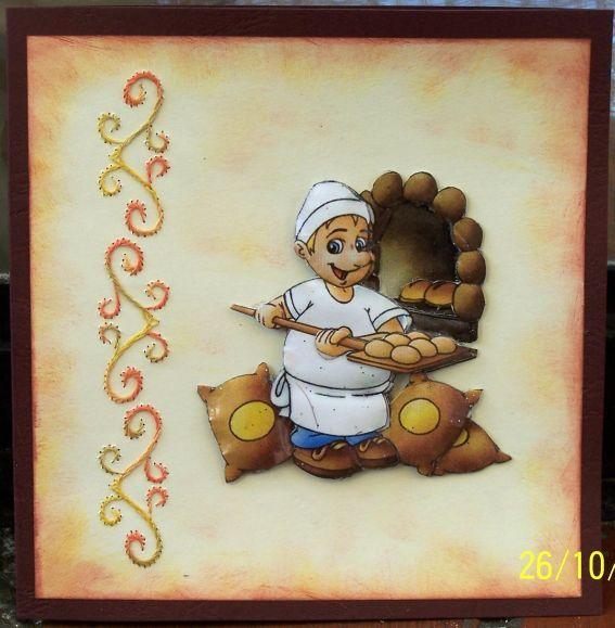 Boulanger et cuisinier - Carte tnt sat boulanger ...